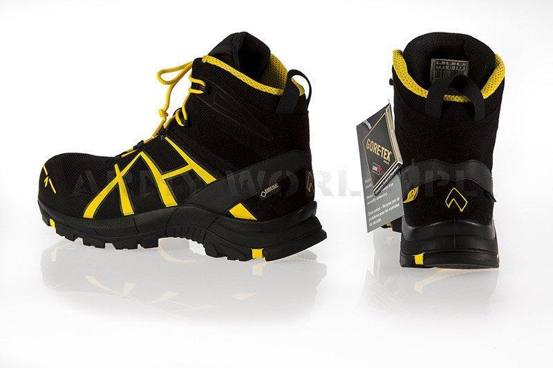 dbf3cff1 Buty Robocze Haix ® BLACK EAGLE Safety 40 Mid Gore-tex Nowe | Buty Robocze  | Sklep ArmyWorld.pl